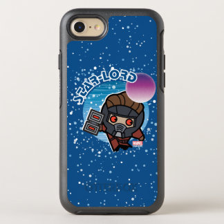 Kawaii Star-Lord In Space OtterBox Symmetry iPhone 8/7 Case