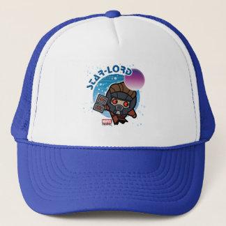 Kawaii Star-Lord In Space Trucker Hat