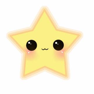 Kawaii Star Magnet Photo Sculpture Magnet