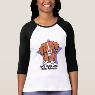 Kawaii Star Nova Scotia Duck Tolling Retriever T-Shirt