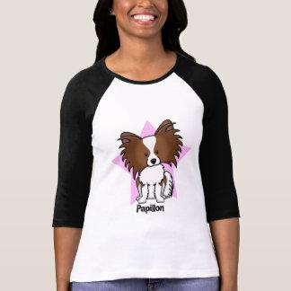 Kawaii Star Papillon Women's T-Shirt