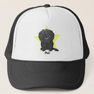 Kawaii Star Puli Trucker Hat