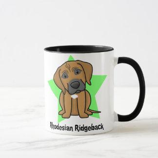 Kawaii Star Rhodesian Ridgeback Mug