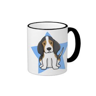 Kawaii Star Treeing Walker Coonhound Mug