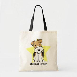 Kawaii Star Wire Fox Terrier