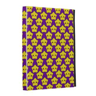 Kawaii Stars iPad Folio Covers