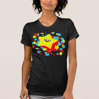KAWAII STARS COSMIC BRIGHT T-Shirt