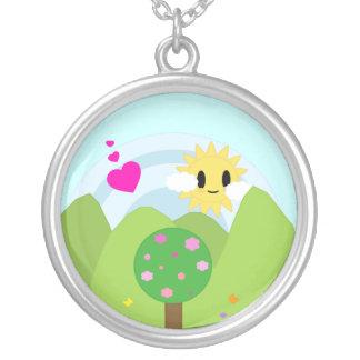 Kawaii Sunshine Necklace