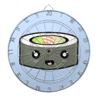 Kawaii Sushi Dartboard