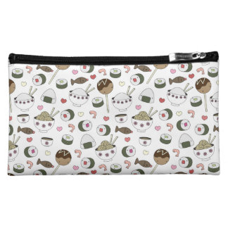 Kawaii Sushi Makeup Bag