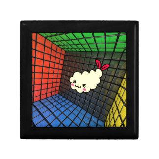 kawaii sushi matrix cute funny trinket box