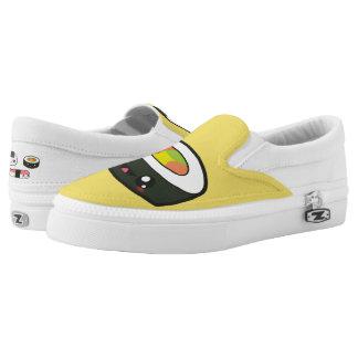 Kawaii Sushi mushi yellow shoe