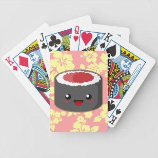 Kawaii Sushi Poker Deck