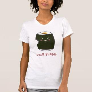Kawaii Sushi Roll Tee Shirt