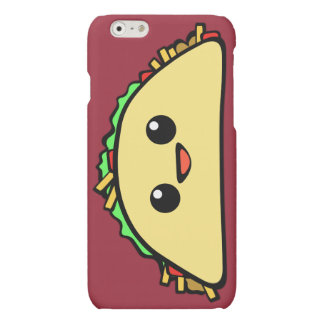 Kawaii Taco Character iPhone 6 Plus Case