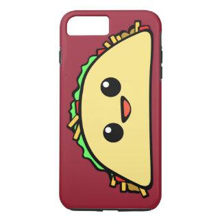 Kawaii Taco Character iPhone 7 Plus Case