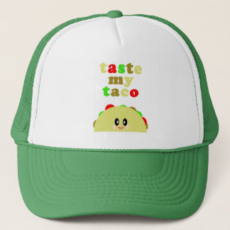 KAWAII TASTE MY TACO CAP HAT
