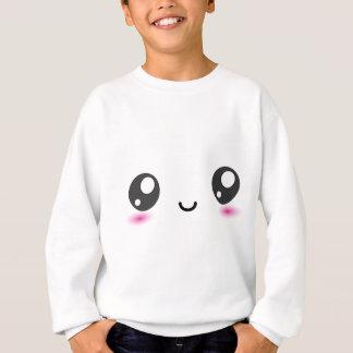 Kawaii Tiny Smile Sweatshirt