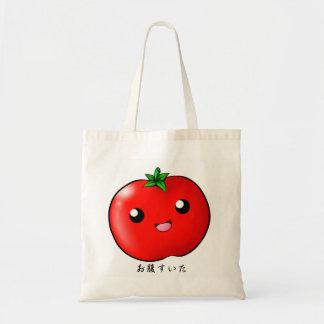 Kawaii Tomato Tote Bag