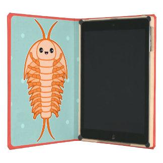 Kawaii trilobite iPad air cover
