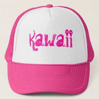 Kawaii Trucker Hat