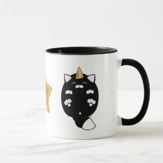 Kawaii Unicorn Cat Mug