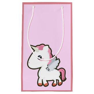 Kawaii Unicorn Small Gift Bag