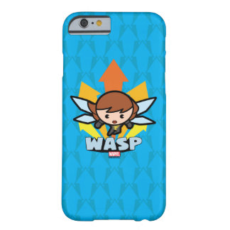 Kawaii Wasp Flying Barely There iPhone 6 Case