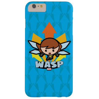 Kawaii Wasp Flying Barely There iPhone 6 Plus Case