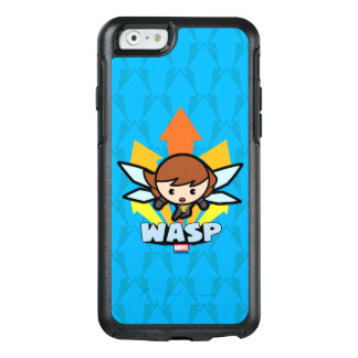 Kawaii Wasp Flying OtterBox iPhone 6/6s Case