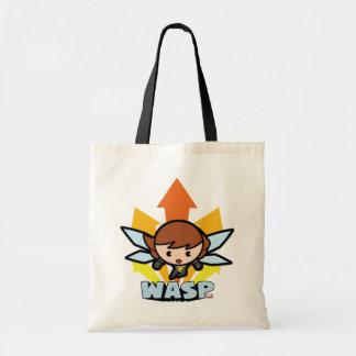 Kawaii Wasp Flying Tote Bag
