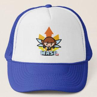 Kawaii Wasp Flying Trucker Hat