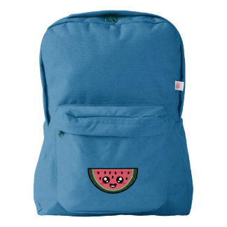 Kawaii Watermelon Backpack