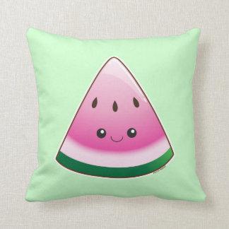 Kawaii Watermelon Cushion