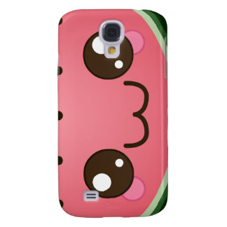 Kawaii Watermelon Galaxy S4 Case