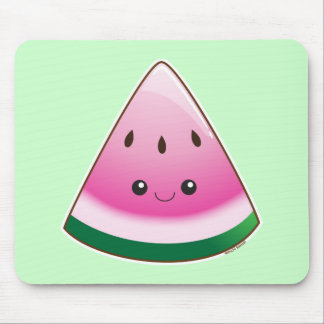 Kawaii Watermelon Mouse Mat