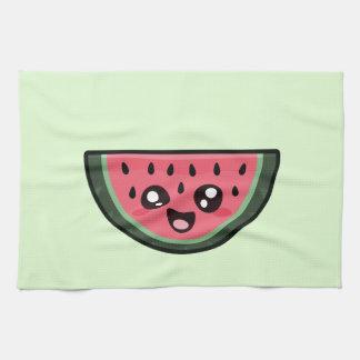 Kawaii Watermelon Towels