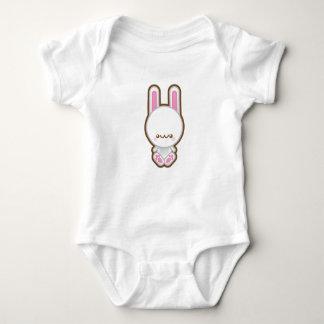 Kawaii White Bunny Rabbit Baby Creeper