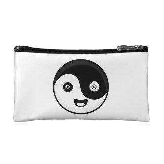 Kawaii Yin Yang Cosmetics Bags
