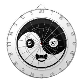 Kawaii Yin Yang Dartboard With Darts