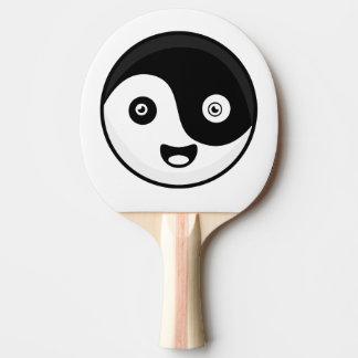 Kawaii Yin Yang Ping Pong Paddle