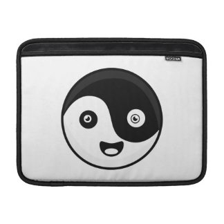 Kawaii Yin Yang Sleeve For MacBook Air