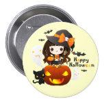 Kawaiii Halloween 7.5 Cm Round Badge