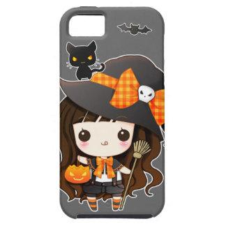 Kawaiii Halloween witch iPhone 5 Cover