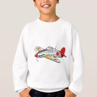 """kawasaki ki-61 """"tony"""" sweatshirt"""
