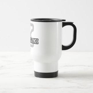 Kawasaki Travel Mug