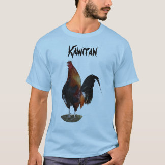 Kawitan Basic T-Shirt Light Blue