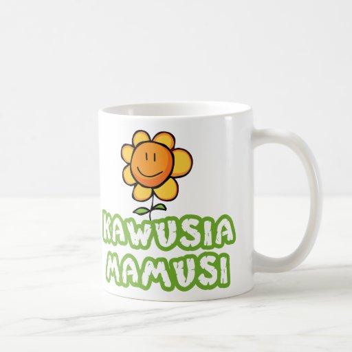 Kawusia Mamusi - Mum's Coffee Coffee Mugs