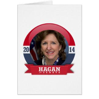 KAY HAGAN CAMPAIGN CARDS