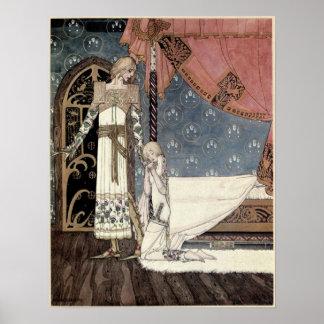 Kay Nielsen Fantasy Art Poster